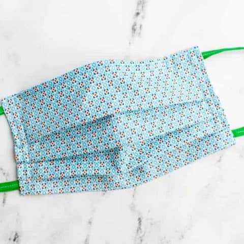 DIY Fabric Surgical Mask